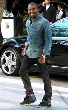 Kanye...
