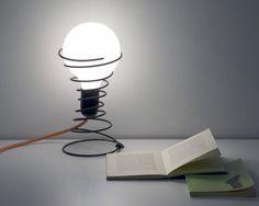 Comparte tus Ecoideas: Más lamparas...