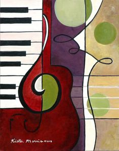 Musical Pieces with Strings - Kristin Morris