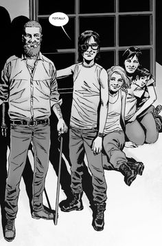 Read The Walking Dead Comics Online for Free Walking Dead Comic Book, Walking Dead Comics, Fear The Walking Dead, Read Comics Online, Twd Comics, Rick And Carl, Comic Games, Image Comics, Comic Books