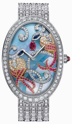 #Chronowatchco Van Cleef & Arpels Timeless Birds of Paradise watch