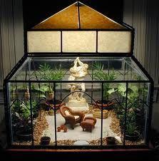 Wardian Case Terrarium