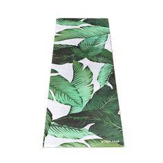 Banana Leaf Yoga Mat by Yoga Zeal