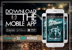 Check Out The New Update On The DJRayMamboApp Download Today...