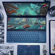 I consider the Asus Zenbook Duo the best windows laptop for multitasking, gaming, video editing, content creation, forex trading etc. Best Windows, Video Editing, Forex Trading, Blackberry, Essentials, Gaming, Laptop, Tech, Content