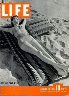 January 13, 1941 issue of LIFE magazine.