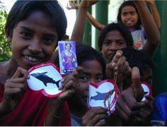 Get your free Shark Love Sticker!
