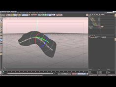 Cinema4D Tutorial: Intro to Joints and Skinning (Beginner) - YouTube