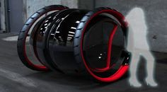 A vision from Brazilian designer, Thiago Vieira, who has envisioned a vehicle for 2050.