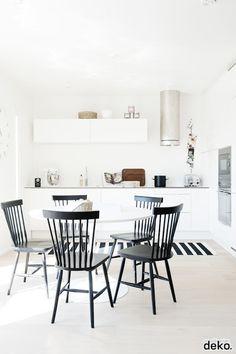 #kök / #kitchen #stolar / #chairs