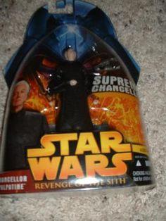 Star wars return of the sith PALPATINE moc