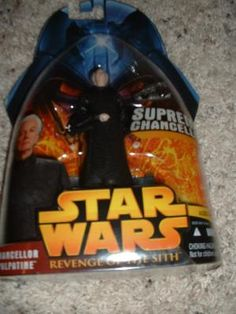 Star wars return of the sith PALPATINE moc