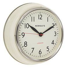 Buy Newgate Cookhouse Kettle Wall Clock Online At Johnlewis