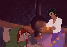 The Hunchback of Notre Dame genderbend by esmerraldo