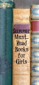 "Embracing Destiny: Our ""just for fun"" summer reading list"