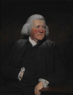 RAEBURN, HENRY - Portrait of Thomas Wood. c.1790. | da ros_with_a_prince