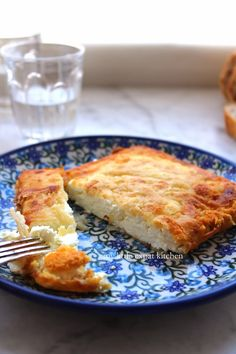 Feta Saganaki. I many places, this is a traditional dish served prior to the beginning of Great Lent for Cheesefare.