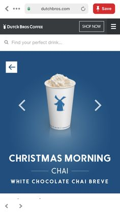 Starbucks Drinks, Coffee Drinks, Smoothie Drinks, Smoothies, Dutch Bros Drinks, Secret Menu, Christmas Morning, Frozen Treats, Mixed Drinks