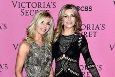 Karen Clancy e Abbey Clancy (Foto: Getty Images)