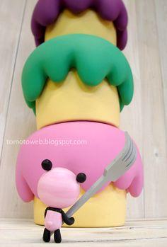 Giant Cupcake !!!