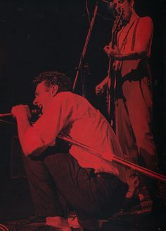 The Clash playing Rock Against Racism show, 1979