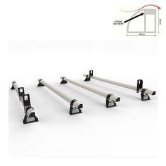 Autorack ELITE Aluminium Roof Rack 2 Bars VOLKSWAGEN VW TRANSPORTER T5 and VW T6 #AUTORACKROOFRACKS
