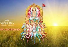 Surya Dev Hd Wallpaper   Hindu Gods and Goddesses Lord Murugan Wallpapers, Durga Maa, God Pictures, 3d Wallpaper, Gods And Goddesses, Ganesha, Good Morning, The Good Place, Religion