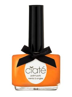 Ciaté 'Snow Virgin' Paint Pot available at Ciate Nail Polish, Neutral Nail Polish, New Nail Polish, Nail Polishes, Nail Color Trends, Nail Colors, Mango Martini, Martini Nails, Nail Art Photos