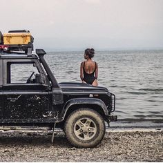 Land Rover Defender 110, Landrover Defender, Beach Cars, Beach Fun, Offroad And Motocross, Land Rover Freelander, American Motors, Van Life, Off Road
