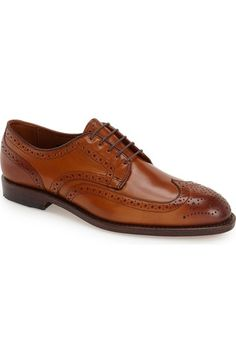 31434726b97 Allen Edmonds  Madison Park  Wingtip Derby (Men) available at  Nordstrom  Gents