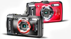 Olympus Point-and-Shoot Digital Cameras | BH inDepth