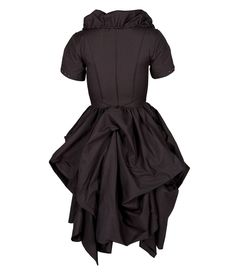 All Saints; Bryony Hitch dress, back detail; £160