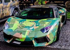 #Lamborghini #Aventador LP760-4 | Nasser Edition by...