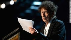 "The 2016 Nobel Prize in Literature has been awarded to American singer-songwriter Bob Dylan, for ""having created new poetic expressions within the great American song tradition."""
