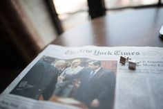 New York Times, Day of the Wedding News 7.14.13