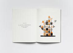 Llibret Falla Corona (año 2014) on Behance