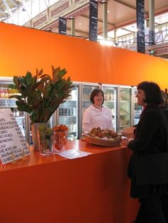 Melbourne Arts Fair 2010, #RoyalExhibitionBuilding, catering by Bay Leaf Catering