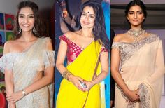 5 Exquisite Varieties of Sensuously Modern, New-Age Saree Blouses