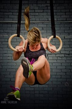 This is hard to do!!! A lot of upper body.. Working on eventually being able to do a few reps of this.