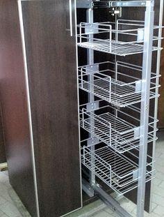 Muebles de cocina a medida, detalles de gran calidad Valerio Amoblamientos para cocina