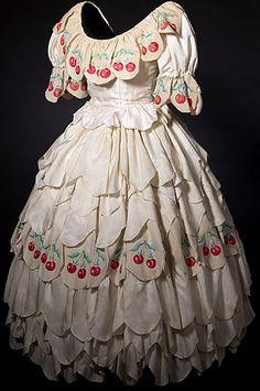 Léon Baskt - Ballets Russes - Costume - Colombine - Version 1942