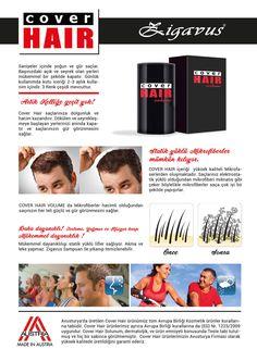 Zigavus Hair Cover adlı konumuz da sizlere tüm detayları ile  hakkında bilgiler verdik. Tüm detaylar için , http://zigavus.com/zigavus-hair-cover/ adresine bekleriz.