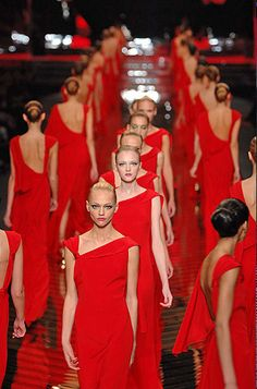 Valentino red is hands down crimson superiority.