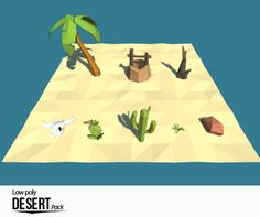 Elevate your workflow with the Free Low Poly Desert Pack asset from 23 Space Robots and Counting. Find this & other Environments options on the Unity Asset Store. Desert Environment, Texture Water, Cartoon Flowers, Popular Tags, Game Background, Low Poly, Unity, Asset Store, Deserts