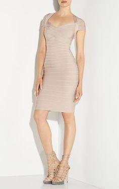Raquel Signature Essentials Bandage Dress