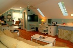 FROG (finished room over garage) in Wilmington, NC RE listing ~