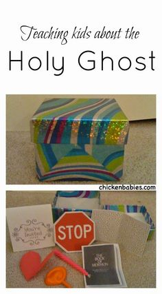 Holy Ghost talk or Family Home Evening Lesson Great idea for a FHE lesson or baptism talk on the Holy Ghost Fhe Lessons, Primary Lessons, Object Lessons, Lessons For Kids, Lds Primary, Primary Talks, Youth Lessons, Holy Ghost Lesson, Holy Ghost Talk
