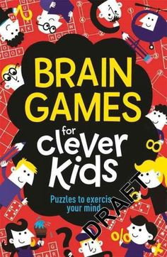 A fantastic boredom-buster for even the cleverest of kids The perfect companion for vacation, this collection contains more than 90 puzzles, including memory, word, and number workouts; codes; battles