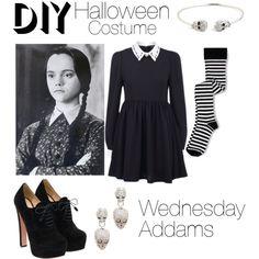 Wednesday Addams DIY Costume