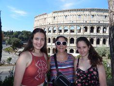 Coliseo Romano con Quinceañeras!